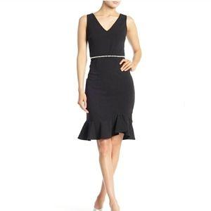 Betsey Johnson sleeveless pearl dress size 10